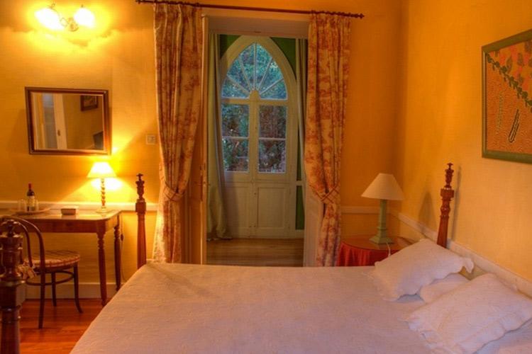 bedroom at Las Longueras