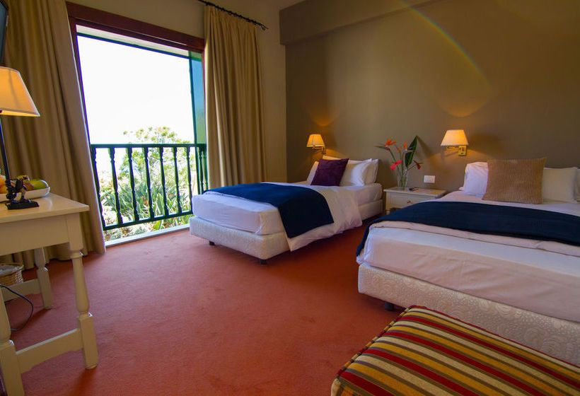 Hotel Bandama Golf bedrooms