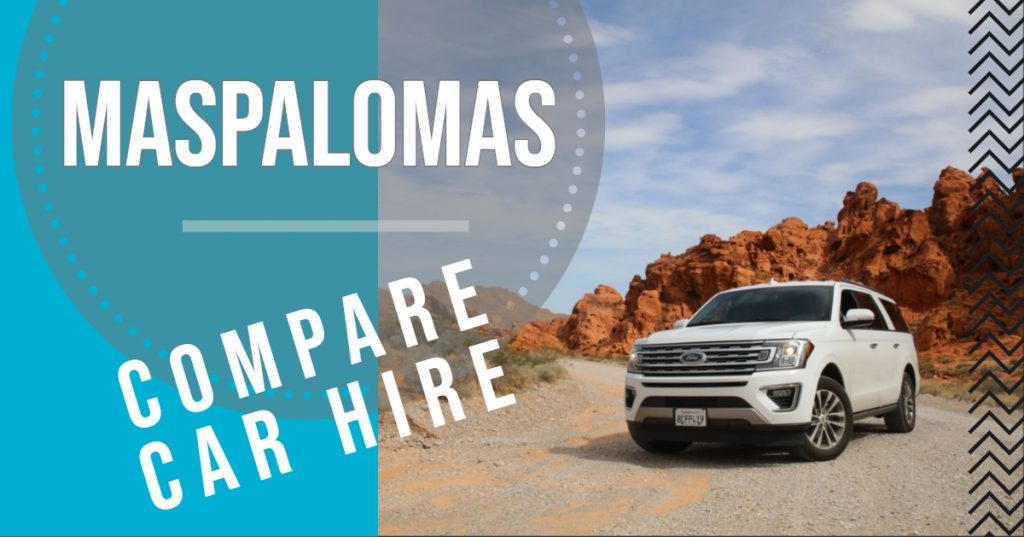 Cheap Maspalomas Car Hire
